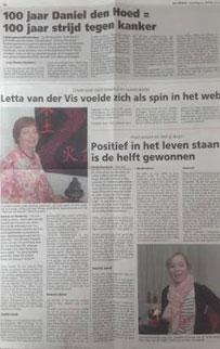 Krantenartikel Heraut