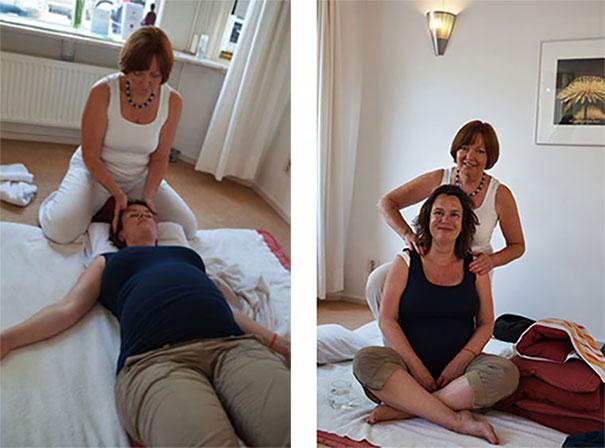 massage bij zwangerschap